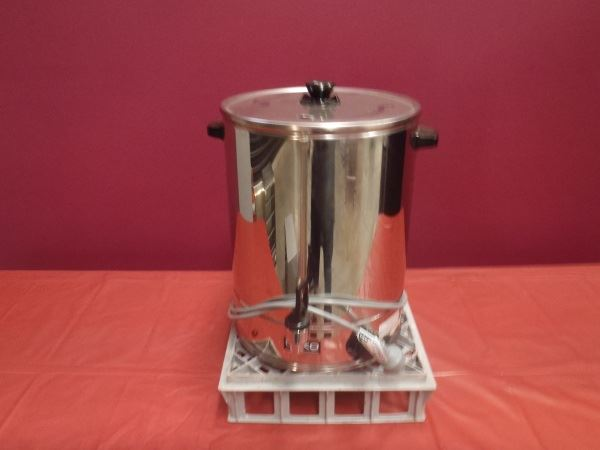Stainless Steel Urn